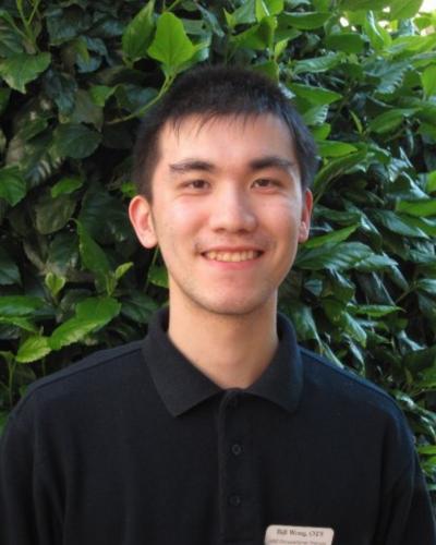 Bill Wong Autistic Occupational Therapist