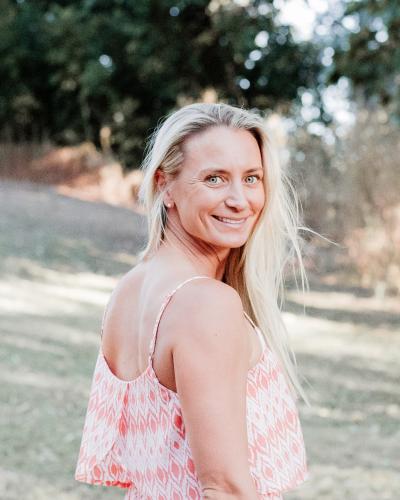 Rhiannon Crispe occupational therapist